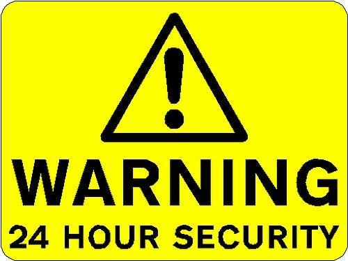 24 Hour Security Monitoring