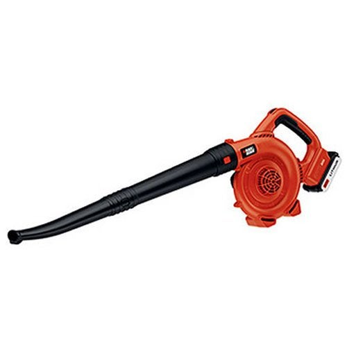 black and decker sweeper