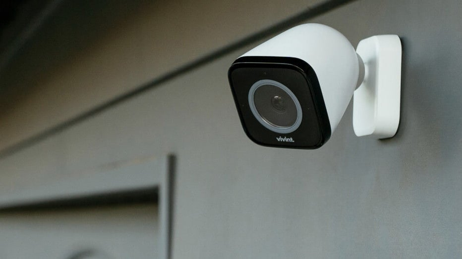 The New Vivint Outdoor Camera Pro Patrols Perimeters with Artificial Intelligence