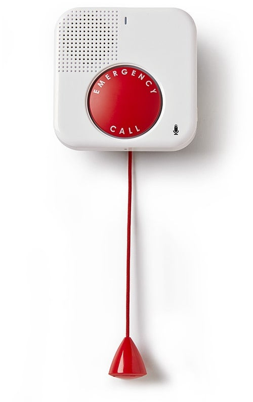 Voice-Activated Wall Button Image