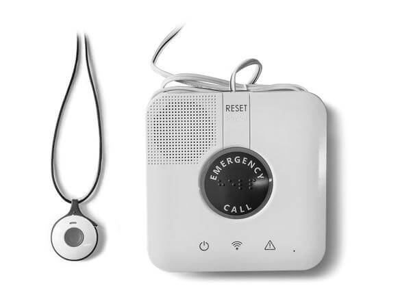 MobileHelp Wired Home Base Station Image