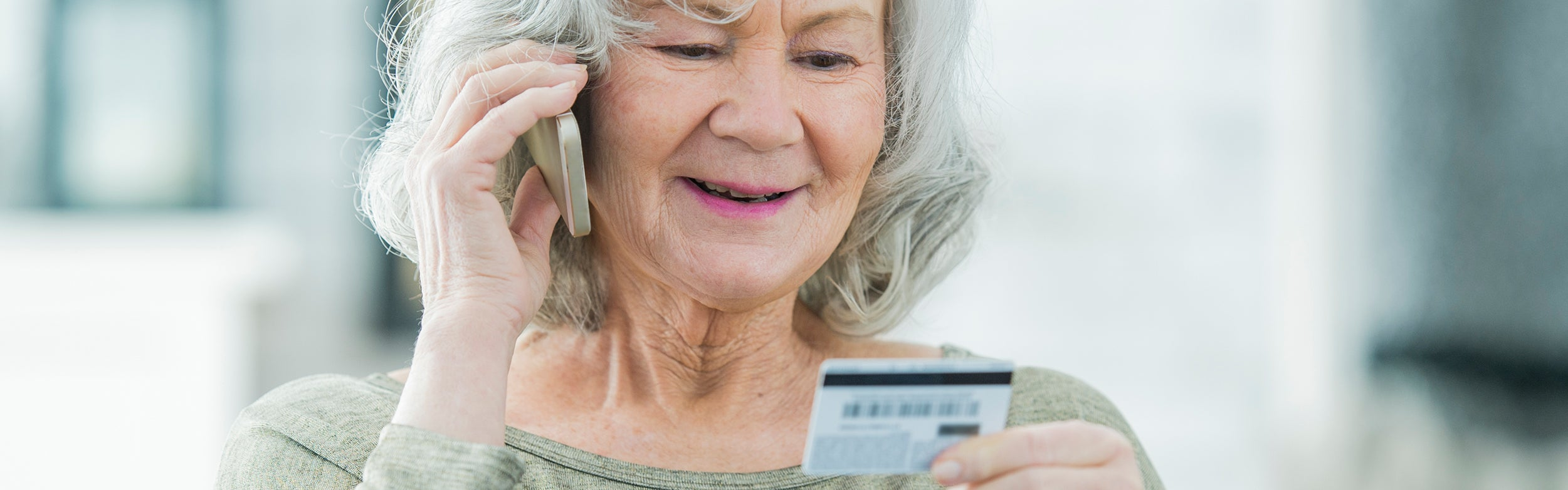 How to Protect Seniors From Scams, Fraud and Identity Theft image