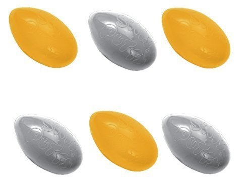 Original Silly Putty Metallic Silver and Gold Combo Image
