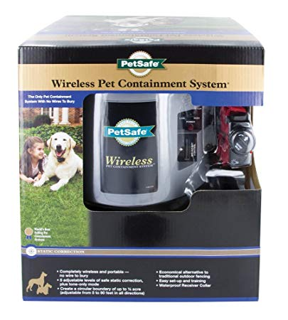 Petsafe PIF-300 Wireless 2-Dog Fence Containment System Image