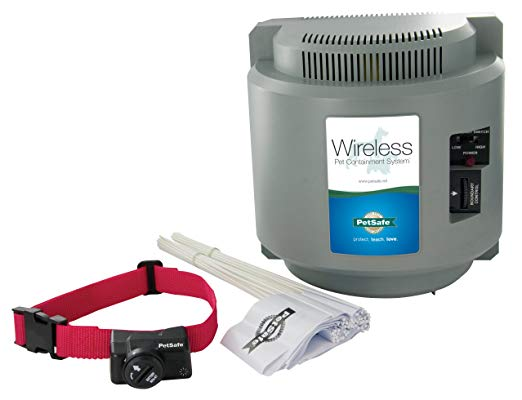 PetSafe Wireless Pet Containment System Image