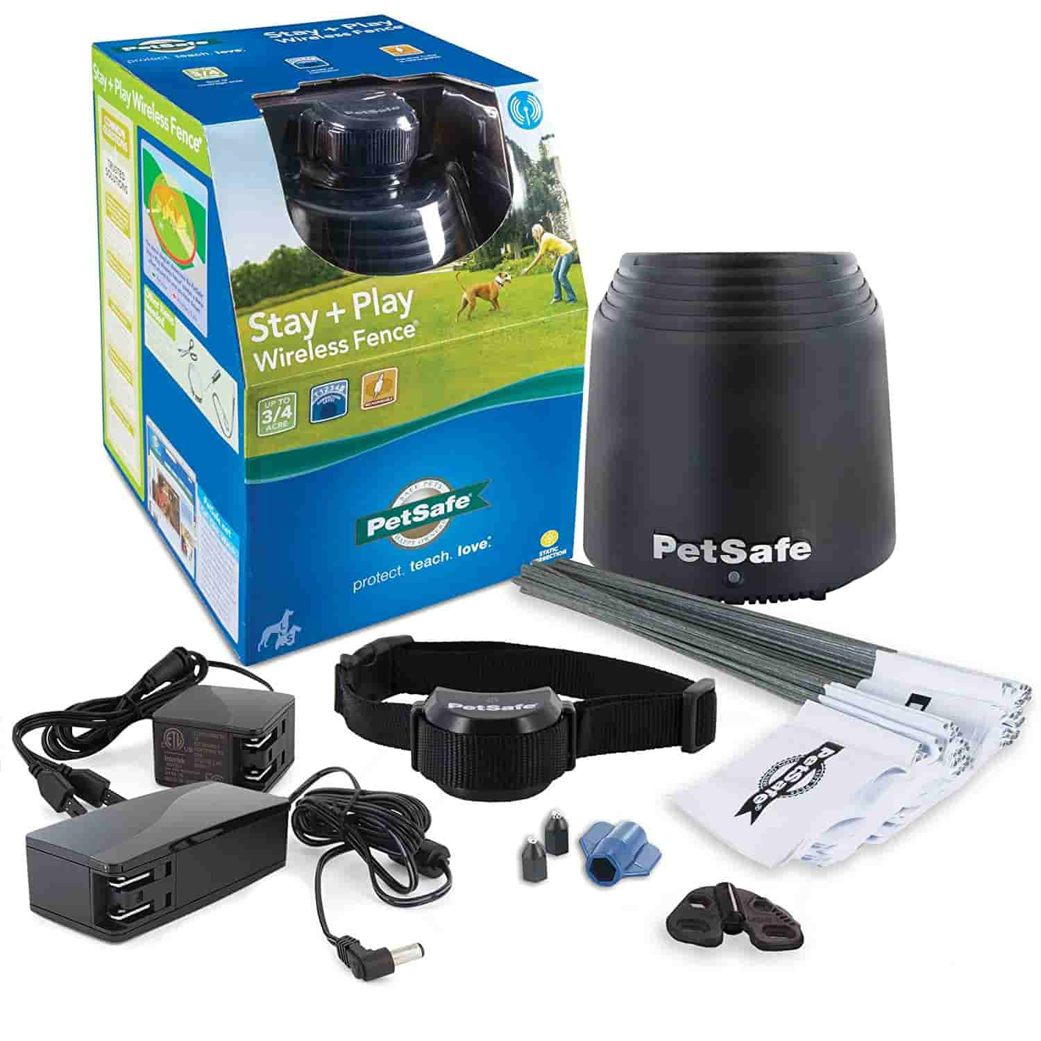 PetSafe Stay and Play Wireless Fence Image