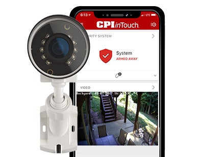 inTouch Outdoor Camera Image