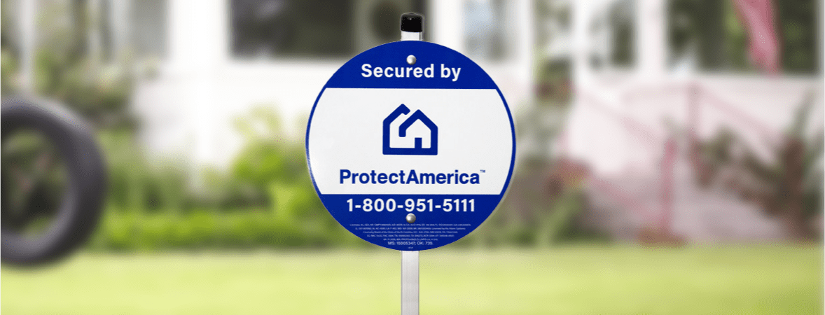 Protect America Home Security Specials