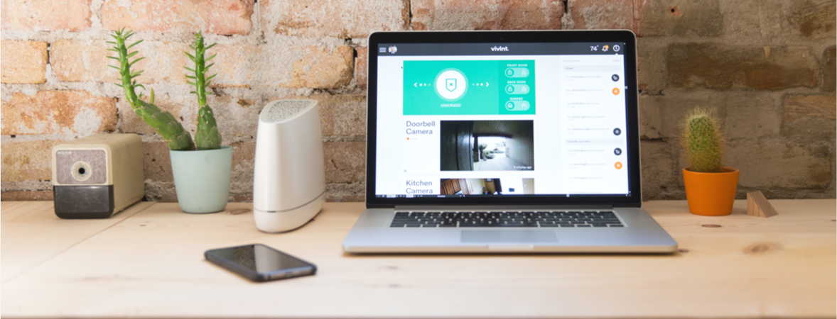 The Vivint Smart Drive Offers Continuous Recording & More