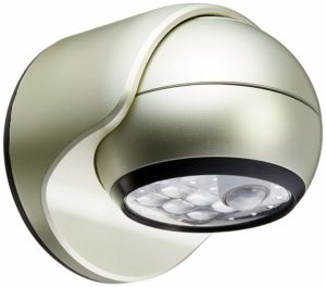Light It! Motion Sensor Security Light