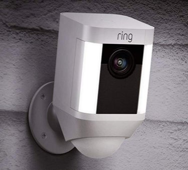 Ring Security Cameras image