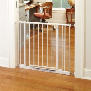 North States Easy-Close Baby Gate