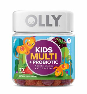 Olly Kids Multivitamin and Probiotic