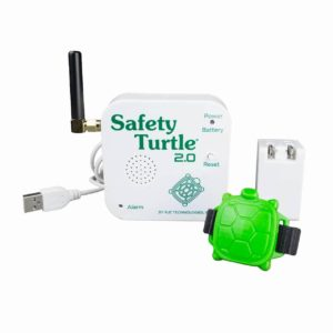 Safety Turtle New 2.0 Child Immersion Pool and Water Alarm Kit Image
