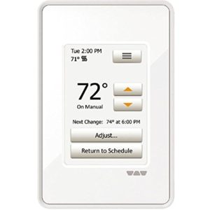 Ditra Programmable Floor Heating Thermostat Image