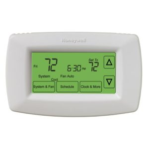 Honeywell Programmable Thermostat Image