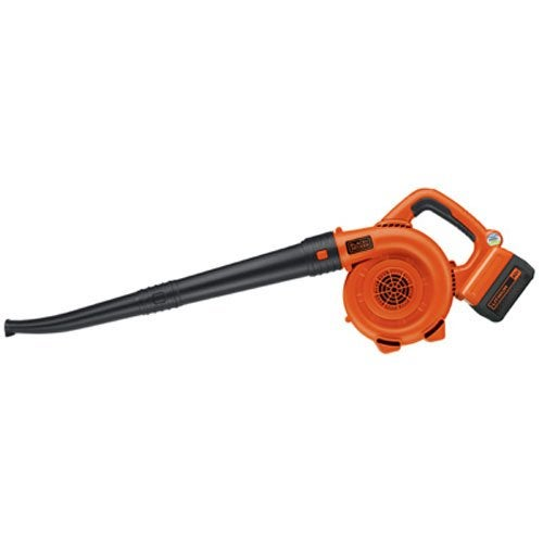 black and decker cordless sweeper