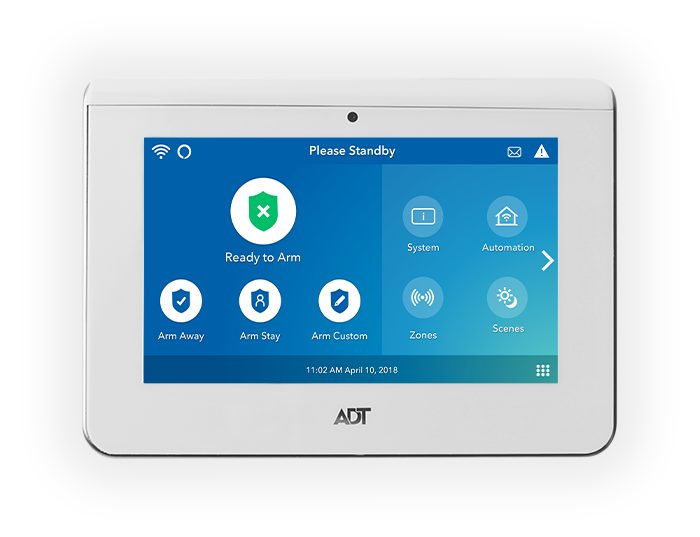 ADT Home Security Shadow Command
