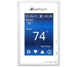 SunTouch Programmable Thermostat Image