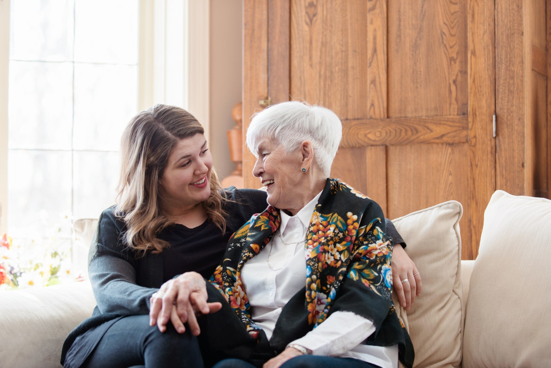 How Smart Home Technology and Security Can Help Caregivers