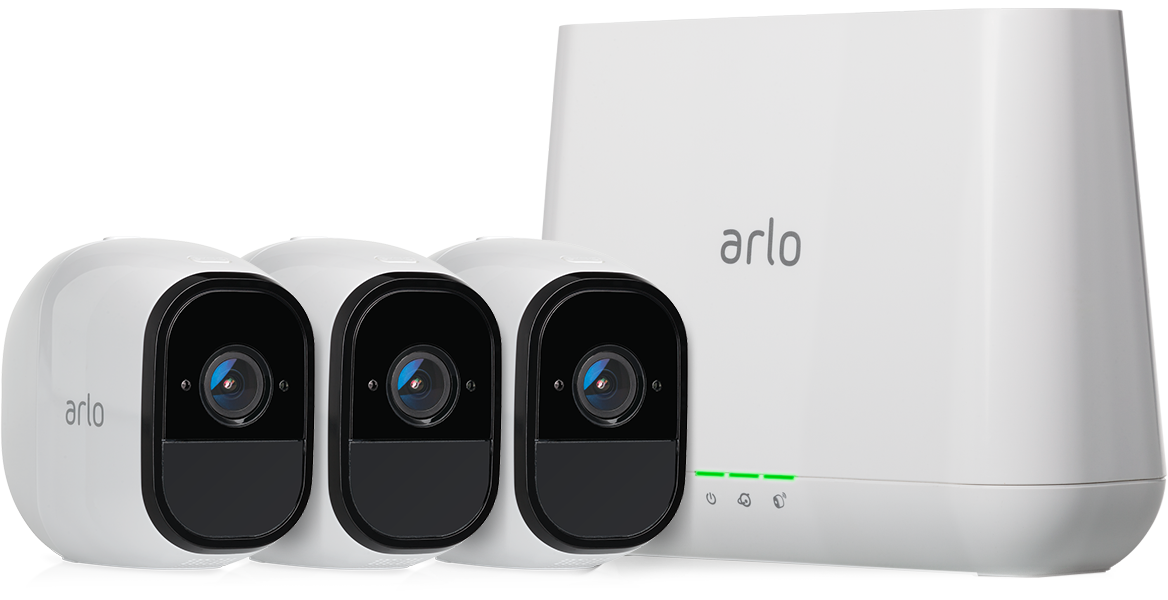 First Look: New Arlo Pro 3 Wireless Camera