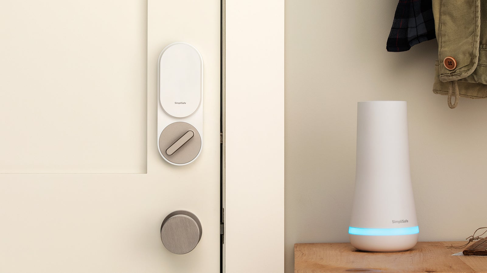First Look At SimpliSafe's Sleek New Smart Lock