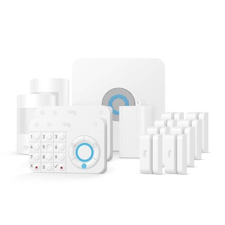 Ring Alarm Security Kit (14 Pieces) package image
