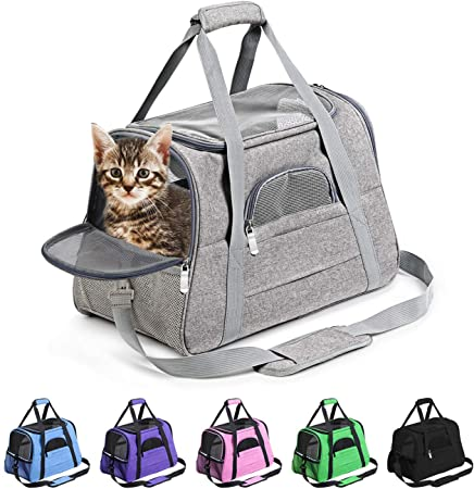 15. Prodigen Pet Carrier, Airline Approved, Retail Price - $23.99 Image