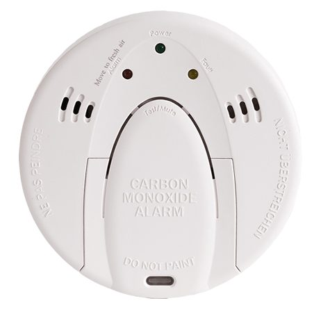 SimpliSafe CO Detector Product Image