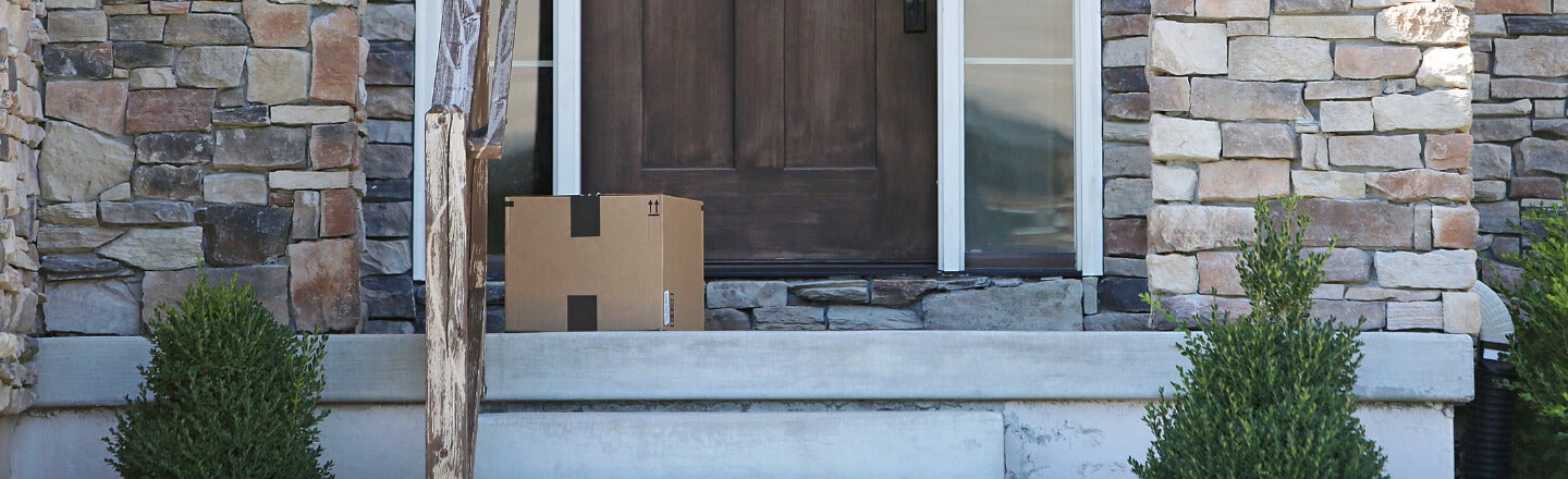 The Top 5 Products to Help Prevent Package Theft