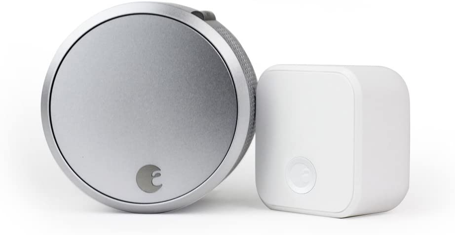 August Smart Lock Pro + Connect Image