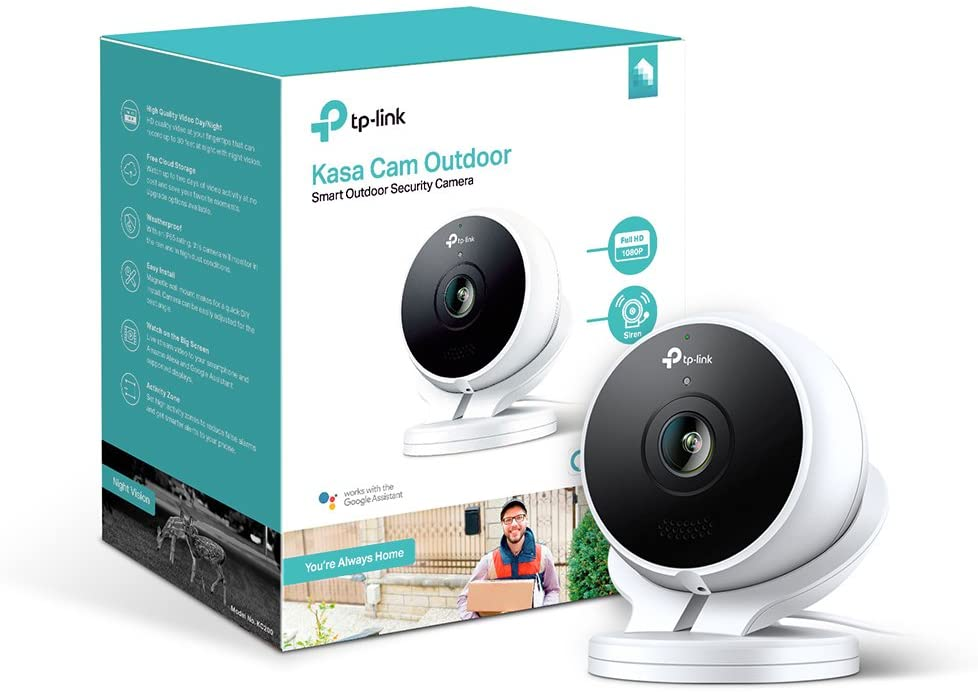 Kasa Cam Outdoor  Product Image