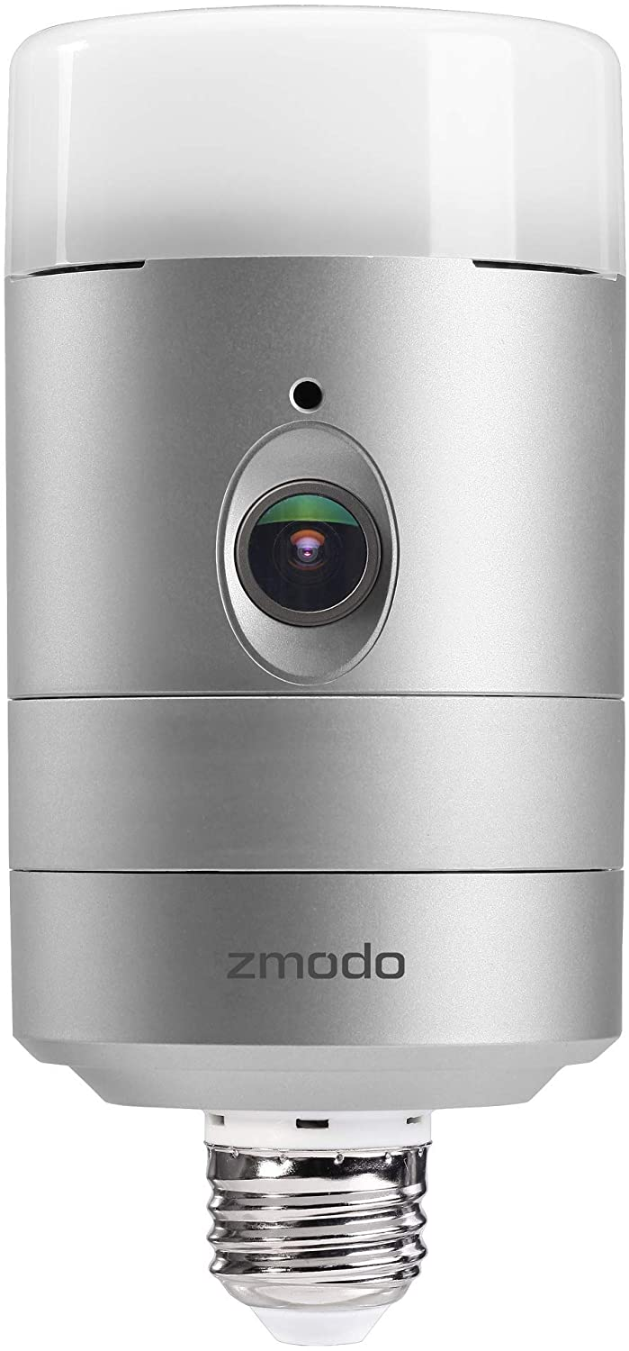 Zmodo Torch 360 Outdoor Light & Camera Image