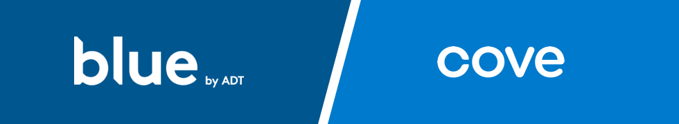Compare Blue by ADT vs. Cove  Image