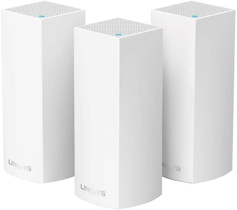 Linksys Velop Mesh Wi-Fi System (3-pack) Product Image