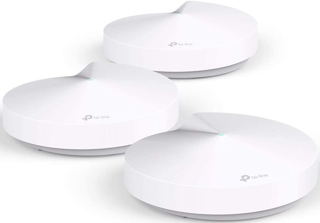 TP-Link Deco M5 Whole Home Mesh Wi-Fi System Image