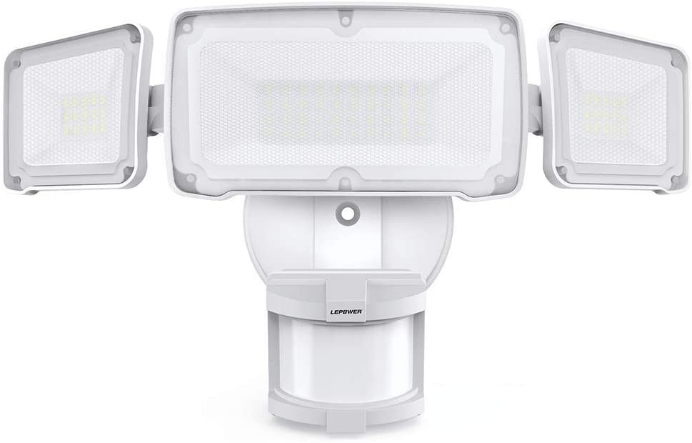 LEPOWER Outdoor Motion Sensing Lights Product Image