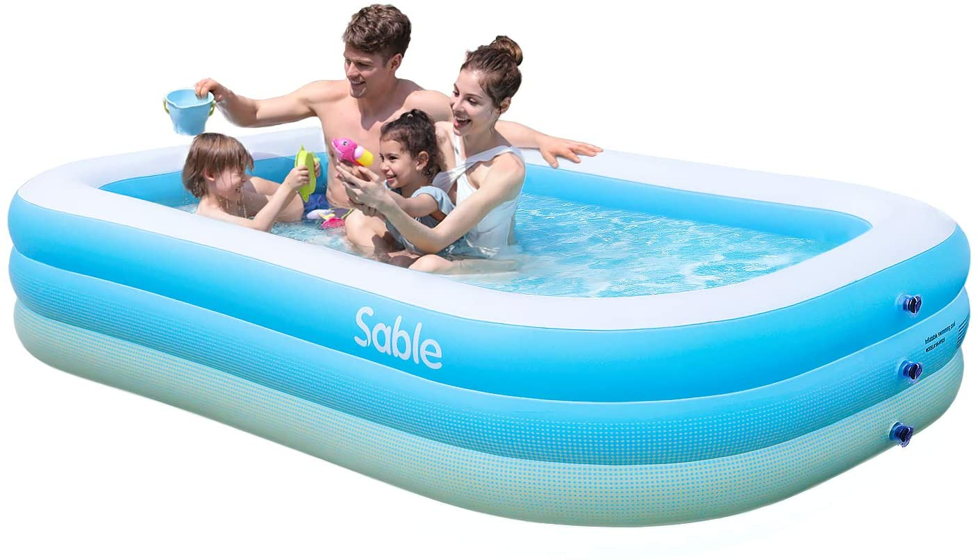 Sable Inflatable Pool Image