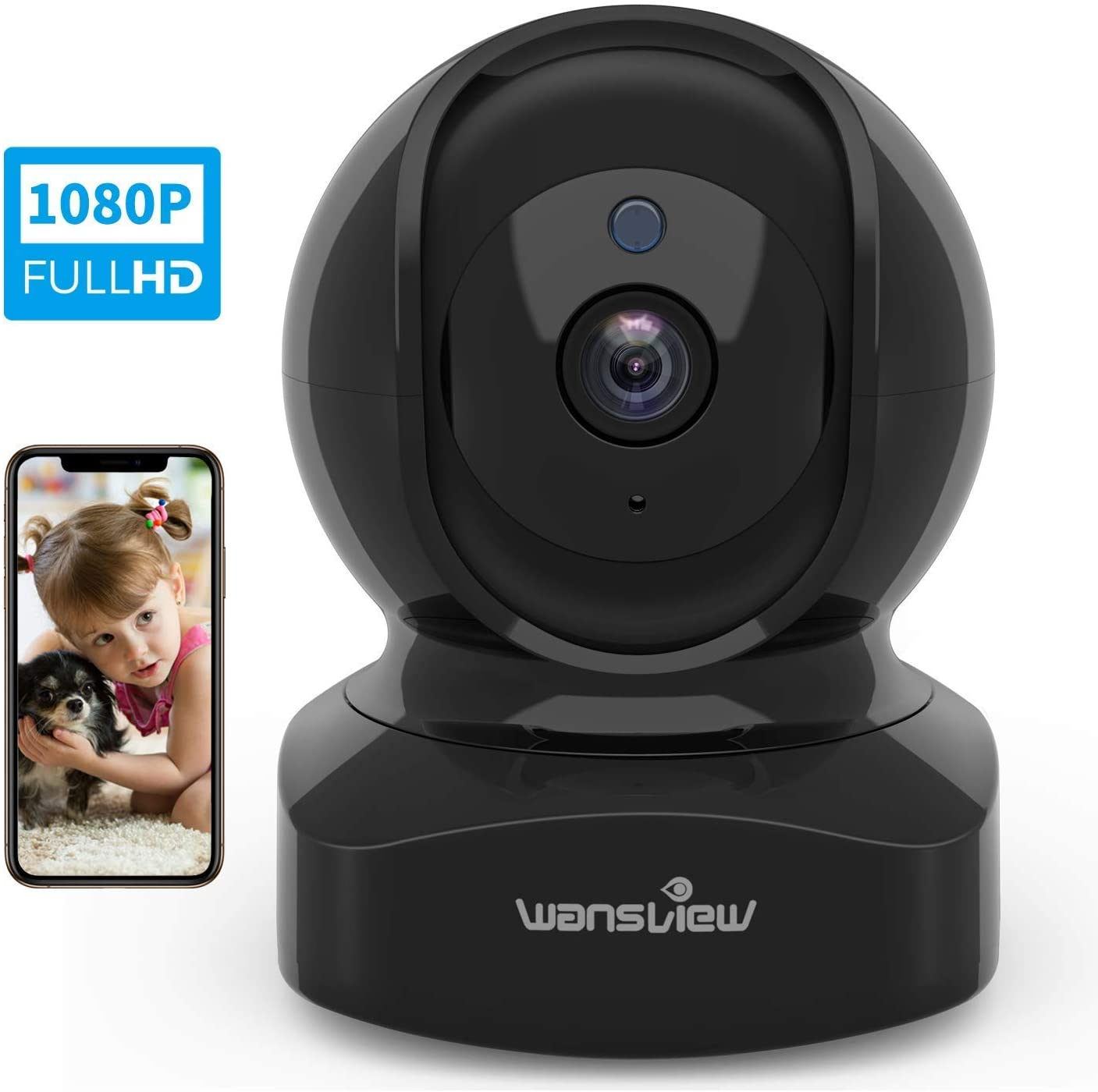 Wansview Wireless Security Camera Product Image