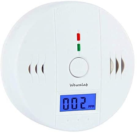 Wewalab CO Detector Product Image
