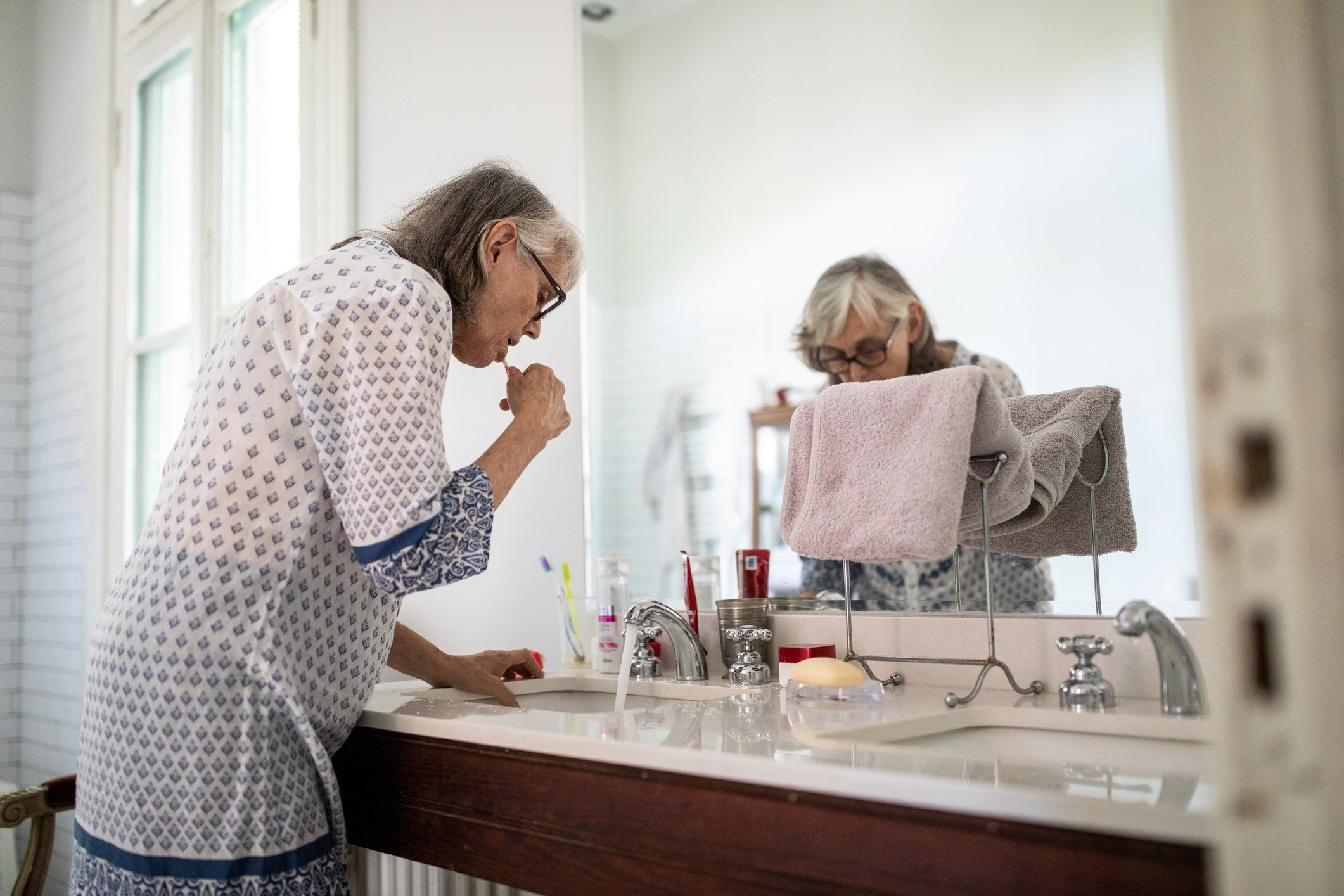 A Bathroom and Shower Safety Guide for Seniors