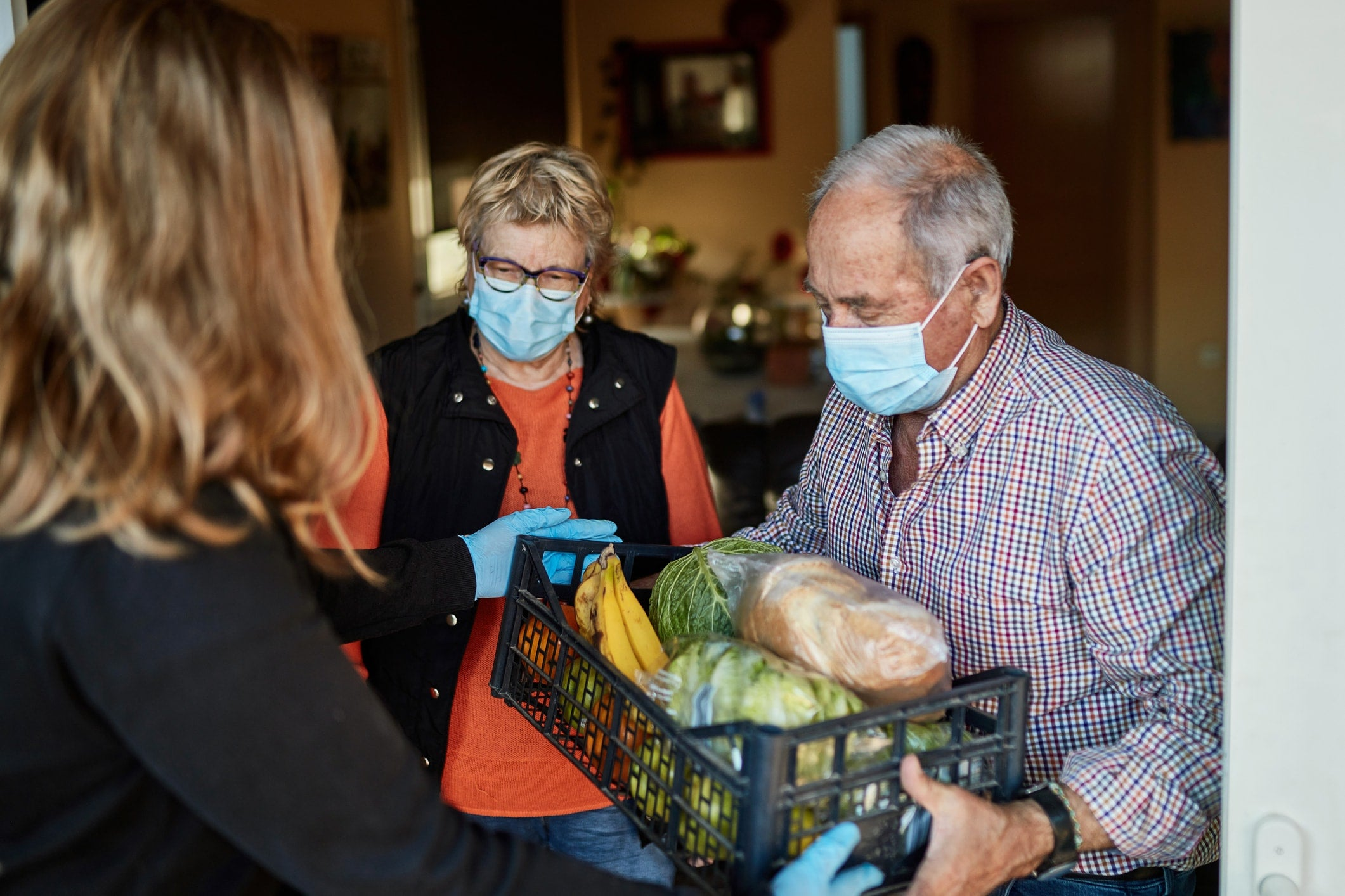 How Seniors Can Shop Safely During the COVID-19 Pandemic