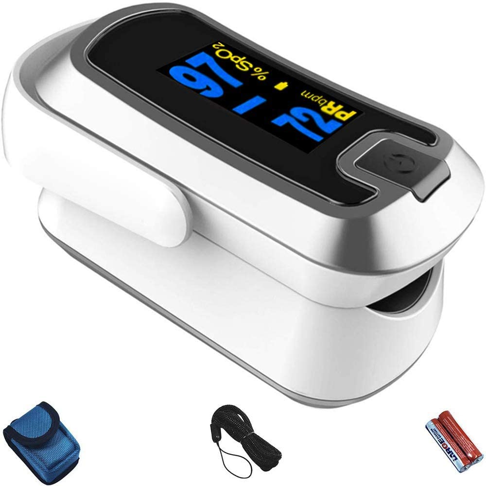 Mibest Pulse Oximeter (OLED Display) Product Image