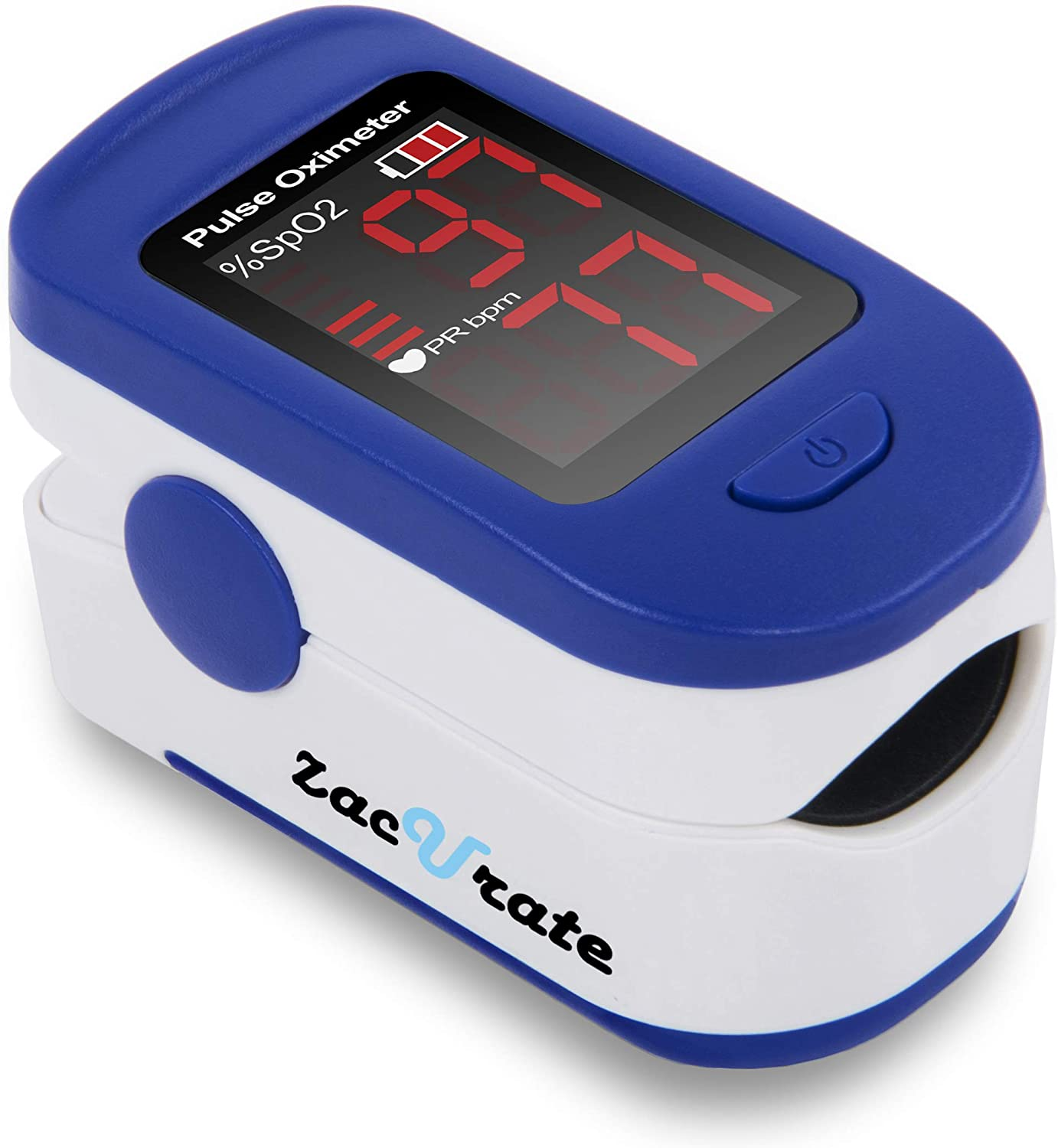Zacurate 500BL Fingertip Pulse Oximeter Product Image