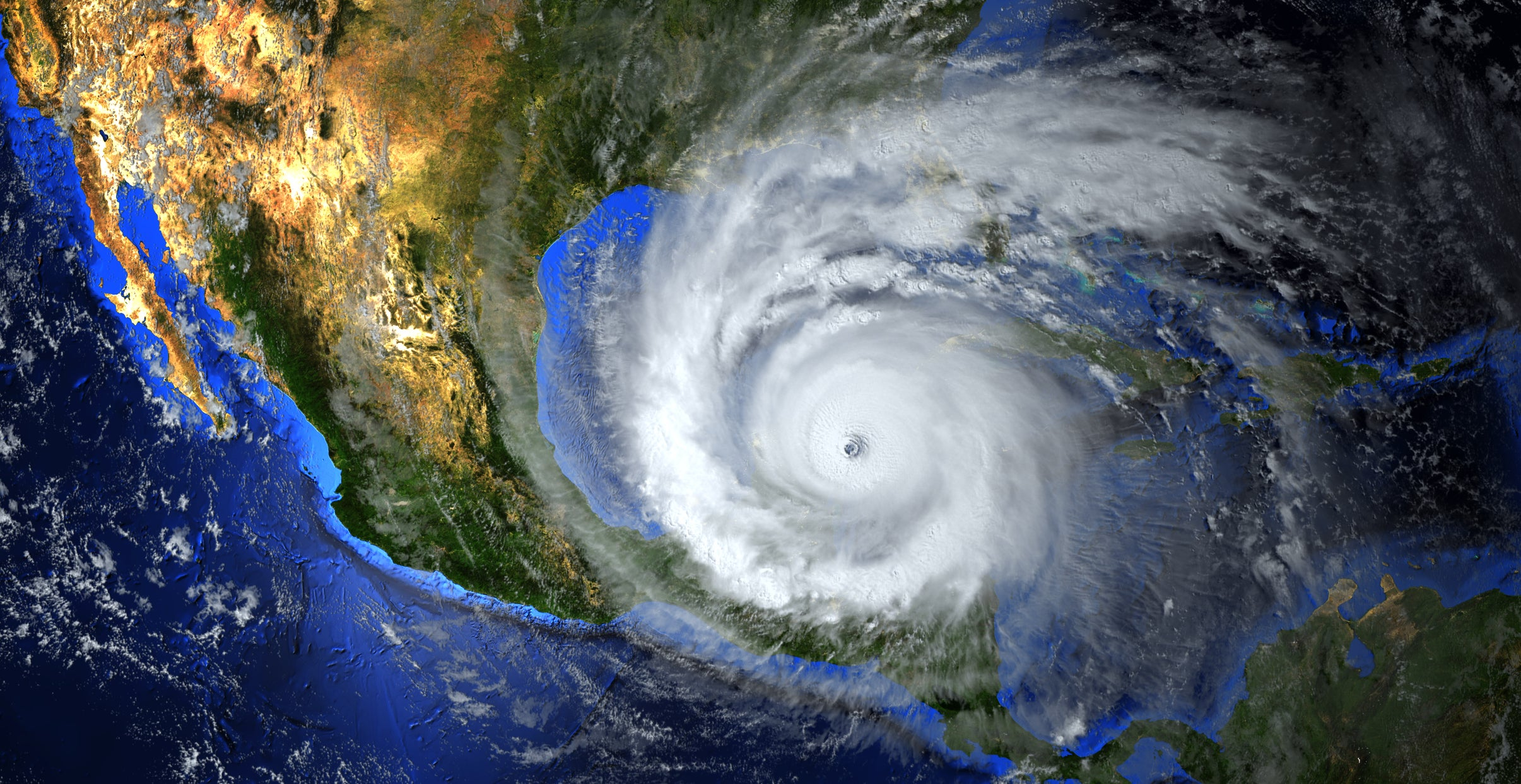 The 10 States Where Hurricanes Hit the Most