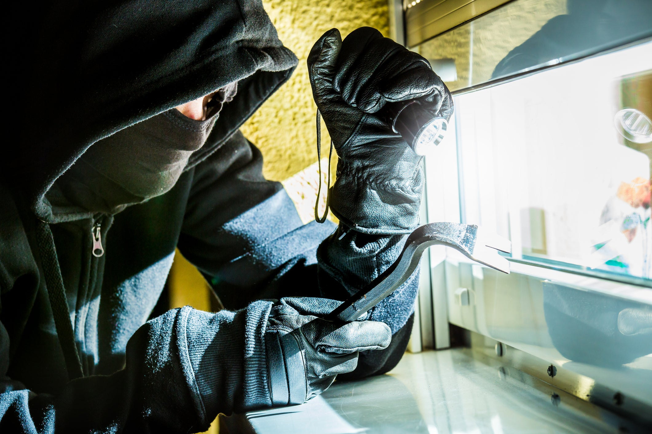 What to Do If Your Home Is Burglarized While You're Inside?