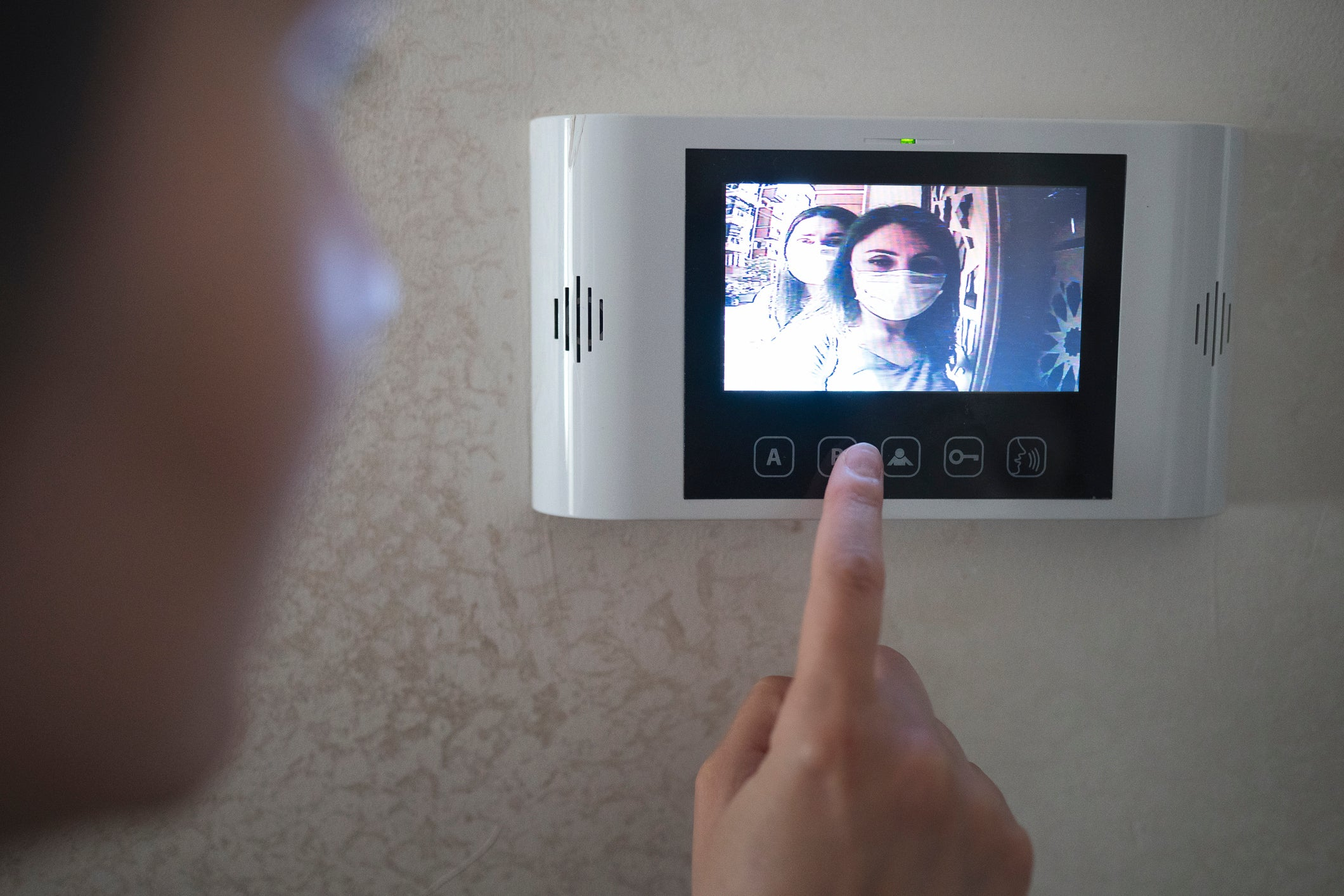 COVID-19 Touch Tools Are Damaging Video Doorbells