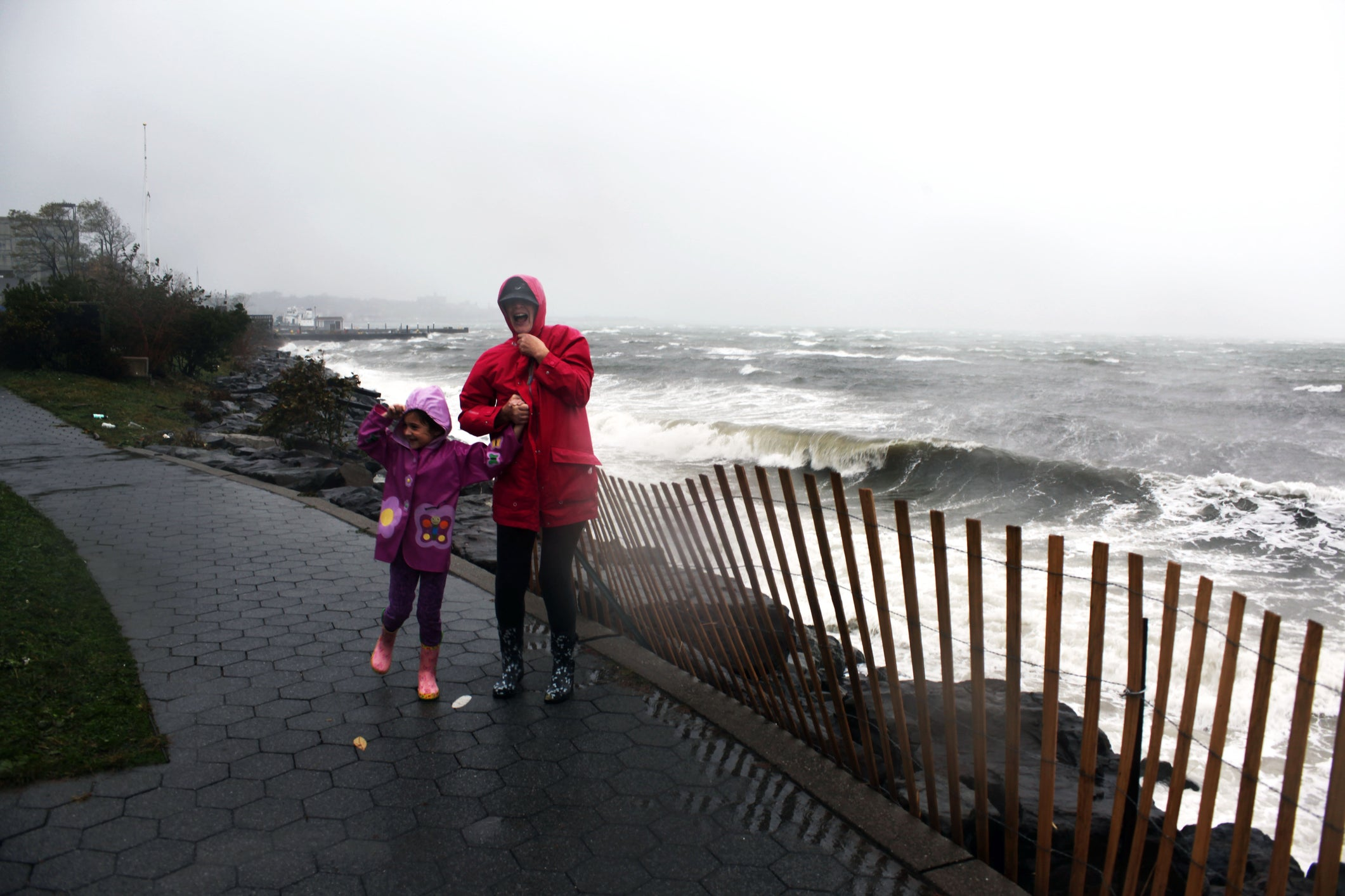 How to Keep Babies and Children Safe During a Storm