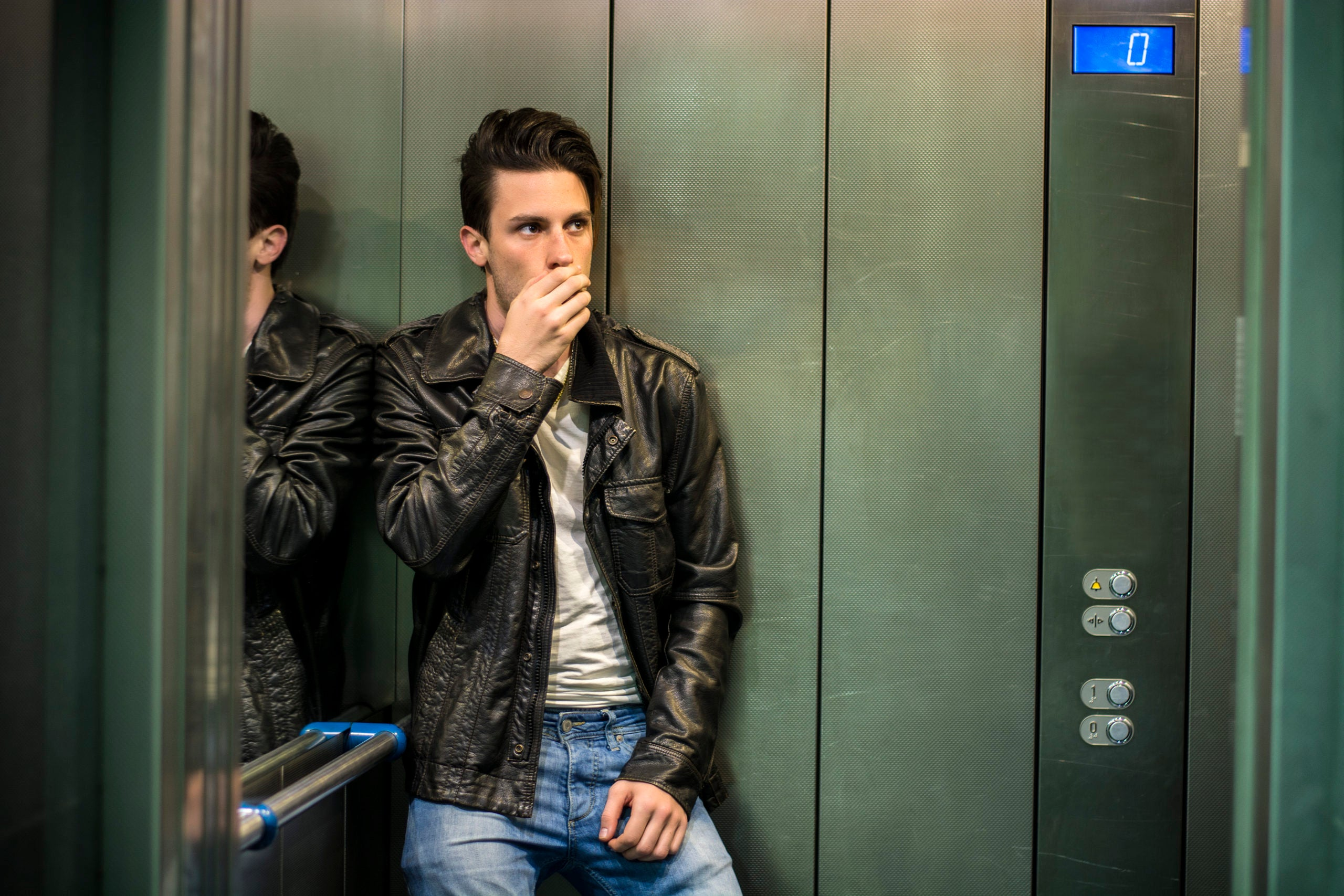 Stuck in an Elevator? Relax, Then Follow These 5 Steps
