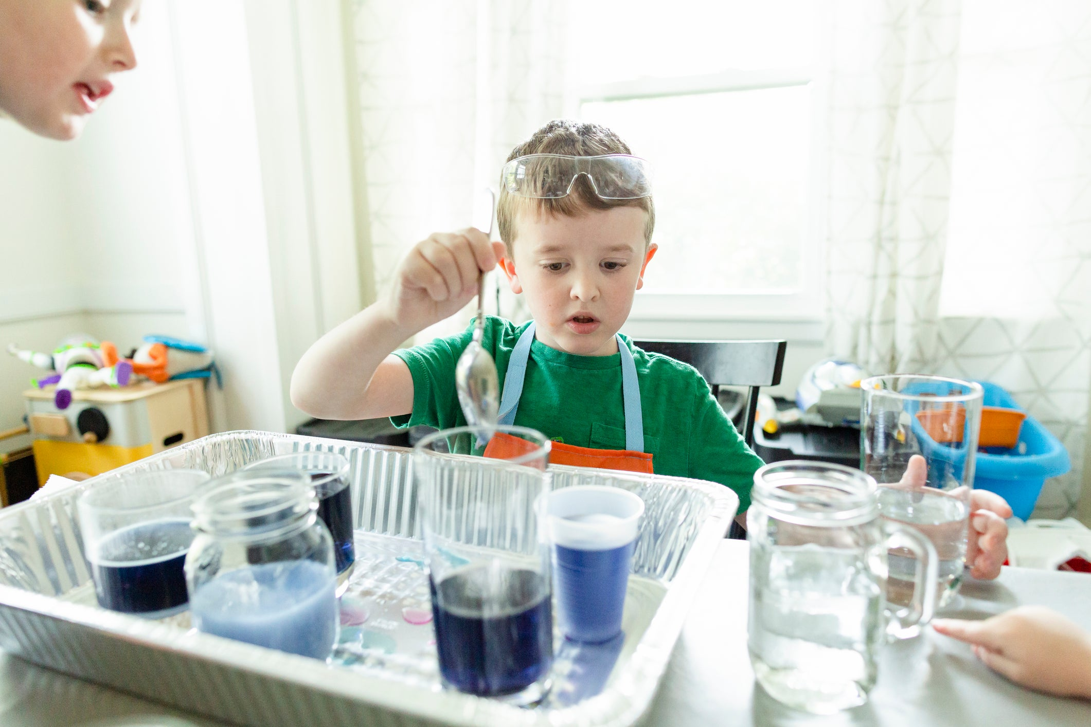 Is Elephant Toothpaste a Safe Experiment for Kids?